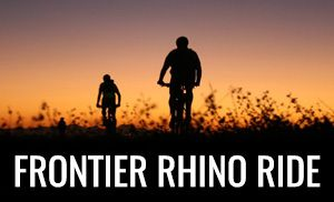 frontier rhino ride south africa